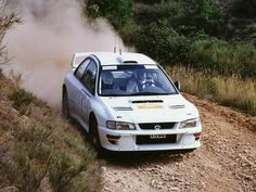 Dor, Rallye terre des Drailles 2000 with Works car from Prodrivehttps://www.facebook.com/groups/rallyeterredeprovence/?fref=ts