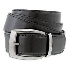 Mont Blanc Men's 'Casual Line' Belt - 103443 at Amazon Men's Clothing store: Apparel Belts