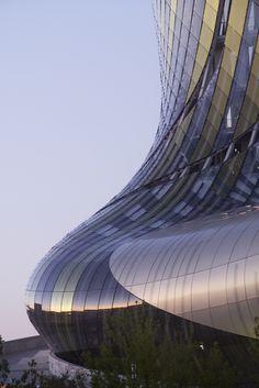 Gallery of Cité du Vin  / XTU Architects  - 5