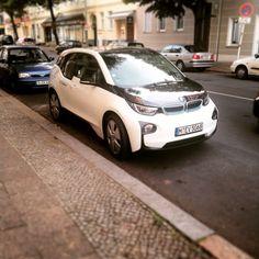 Rent the i3 through DriveNow. Easy. #BMW