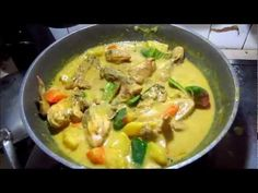 Chicken Curry (Filipino Style) By Porthoscook - YouTube