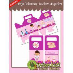 Doctora Juguetes - Caja Golosinas http://www.wonkistienda.com.ar/doctora-juguetes-caja-golosinas