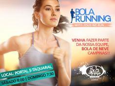 Bola Running Campinas-SP