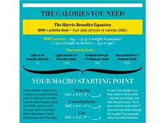 A Beginner's Guide To Counting Macros (that's Fats, Carbs & Protein) - Women's Health