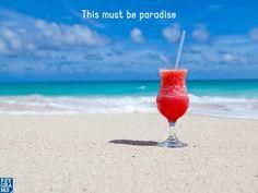 Ο παράδεισος δεν είναι μέρος, είναι συναίσθημα. #psygrams