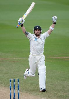 Congratulations to BLACKCAPS skipper Brendon McCullum on becoming the first New Zealander to to score a Test triple hundred. #Respect