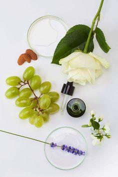 Aceites faciales, cura de belleza para tu piel