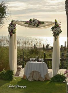 indoor wedding arch decorations | All Includive Wedding Package ...