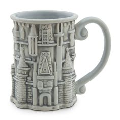 Cinderella Castle Mug - Walt Disney World | Disney Princess | Home & Décor | Disney Store