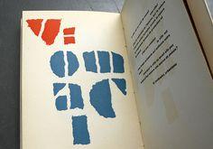 Experimenta Typographica Chapter 16, Modern Graphic Design, Zine, Drink Sleeves, Vintage Designs, Typography, Design History, Cool Stuff, Bauhaus