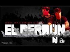 Enrique Iglesias & Nicky Jam - El perdón (Official Audio)