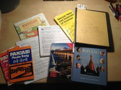 Few things are more daunting to me than having an unquenchable fascination with the world's languages. It can be a bit overwhelming at times when you have a desire to know them all. I guess what I'...