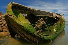 Abandoned Ship, Abandoned Boat