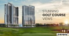 Damac Golf Vita - a leading luxury real estate developers in Dubai, launched upcoming residential venture at Damac