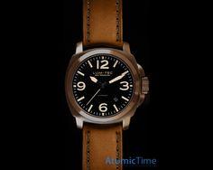 AtomicTimePL :: M53 Bronze, zegarki :: oficjalny dystrybutor Deep Blue i LUM-TEC ::