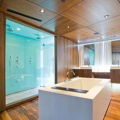 Amazing #bathroom Jonathan Segal --------- #luxury #luxuryhome #architecture #architect #interiorhome #arquitetura #design #designer #house #home #beautiful #homedecor #modern #arquitectura #decor #decoration #instahome #instadesign #interiordesign #villa #realestate