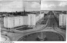 Strausbergerplatz 1954
