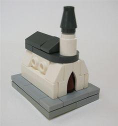 Microscale church by Théo