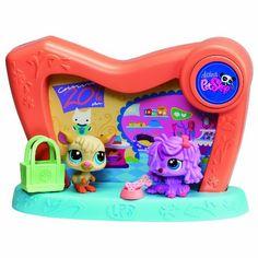 Littlest Pet Shop 2 in 1 Pet Spotlight - Pet Store / Vet Theme *** For more information, visit image link.