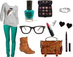 """Untitled #43"" by ting-a-ling on Polyvore"