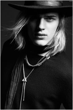 Ton Heukels Fronts Bowen Fall 2015 Campaign. Photography by Nacho Ricci.