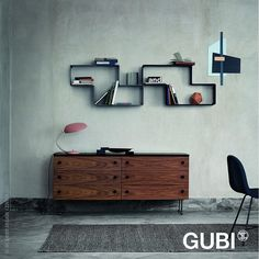 62 Series Dresser 6 Drawers by Gubi