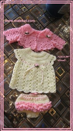 Dress and Cape free crochet tutorial--chart Baby Girl Crochet, Crochet Baby Clothes, Crochet For Kids, Crochet Dresses, Crochet Gratis, Free Crochet, Knit Crochet, Baby Patterns, Baby Outfits
