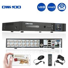 OWSOO 16CH 1080N AHD DVR Recorder CCTV Security P2P Remote Digital Video Recorder H.264 Motion Detection For Security System  Price: 1834.10 & FREE Shipping #computers #shopping #electronics #home #garden #LED #mobiles #rc #security #toys #bargain #coolstuff |#headphones #bluetooth #gifts #xmas #happybirthday #fun