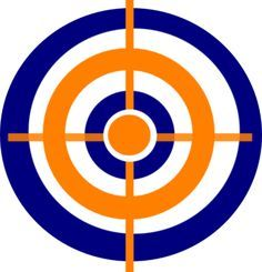 graphic relating to Nerf Targets Printable called Nerf Printables