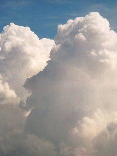 nubes curiosas