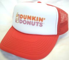Dunkin' Donuts Trucker hat - Products, Business and Brands Trucker Hats & More