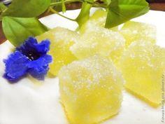 Лимонный мармелад в домашних условиях