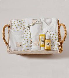 Bee Essentials Take Me Home Honeybee Basket - Burts Bees Baby