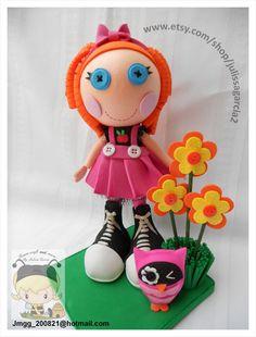 bea spellsa lot  lalaloopsy foam doll por julissagarcia2 en Etsy, $18.95