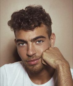 i love how this is shot. i don't know what the effect of the picture is called, but the facial came out good as a result. whoever is in the picture is Beautiful Men, Beautiful People, Blake Steven, Thick Eyebrows, Fine Men, Male Face, Attractive Men, Male Beauty, Pretty Face