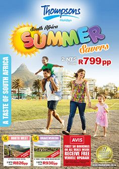 Browse Thompsons Specialist collection of travel brochures Africa Online, Thing 1, Top Destinations, Brochures, Summer Collection, South Africa, Holiday, Vacations, Holidays