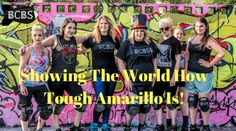 How tough is Amarillo? Come find out.  Call for details. (806) 414-7847