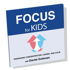 Focus for Kids draws from the latest psychological research to offer Daniel Goleman's guided audio exercises made to sharpen young minds.
