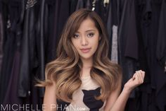 VIDEO: New Hair Color & Updates - MichellePhan.com – MichellePhan.com