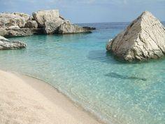 Cala Mariolu (Dorgali) Golfo di Orosei.Sardinia/Cerdeña