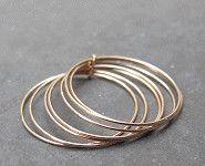 Vanrycke 18k gold 'Seven' ring