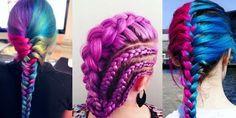 Astonishing Braids in Great Colors! - OMG Love Beauty!