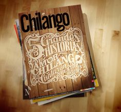 """typostrate: """" Portada Chilango Febrero Abraham Garcia is a visual and graphic designer from Mexico City, Mexico. By beeing one of the biggest cities in the world Mexico City offers a great range of. Typography Letters, Hand Lettering, Typography Inspiration, Design Inspiration, Drawing Letters, Geek Out, Behance, Graphic Design, Paper"""