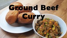 This is a super easy meal, containing beef and veggies. You can satisfy your curry cravings with this quick and versatile staple. Serve it on yellow rice, pa. Thanks For The Treat, South African Recipes, Ethnic Recipes, Beef Curry, Ground Beef, Make It Simple, Treats, Youtube, Drinks