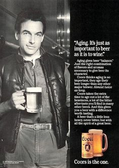 Mark Harmon for Coors