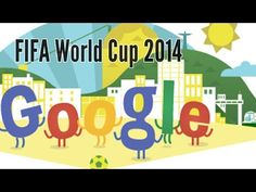▶ World Cup 2014 Google Doodle #goodoocollect : Google Doodle Collection - YouTube