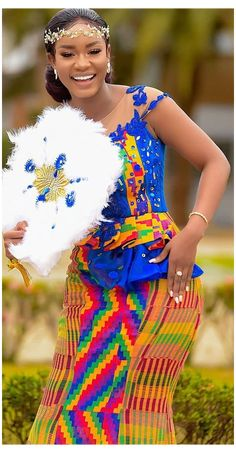 African Traditional Wedding Dress, Traditional Wedding Attire, African Wedding Dress, African Weddings, African Dresses For Kids, African Wear Dresses, Latest African Fashion Dresses, African Attire, Engagement Dress For Bride