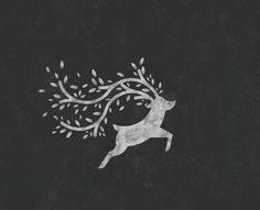 Deer Forest Logo designed by Garagephic Studio. Connect with them on Dribbble; the global community for designers and creative professionals. Creative Company, Creative Logo, Writer Logo, Parrot Logo, Forest Logo, Fantasy League, Internet Logo, Automotive Logo, Esports Logo