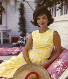 Jacqueline Kenendy Onassis | Classy in every way