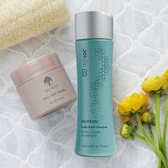ageLOC Nutriol Shampoo   Renu Hair Mask